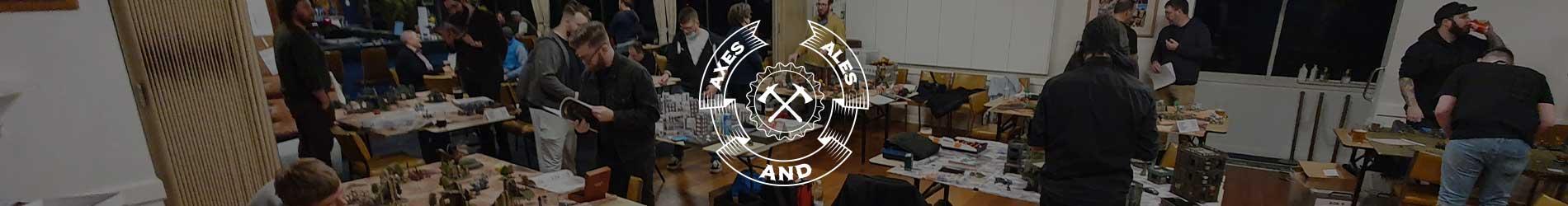 Axes & Ales Gaming Club
